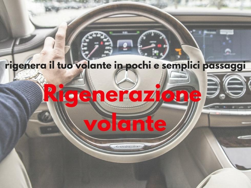 Come rigenerare il volante